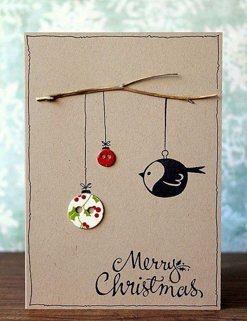 Φτιάξτε Χριστουγεννιάτικες Κάρτες με τα Παιδιά σας!