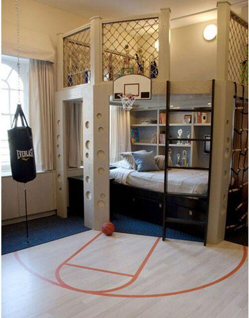 10 Πρωτότυπα Παιδικά Δωμάτια!