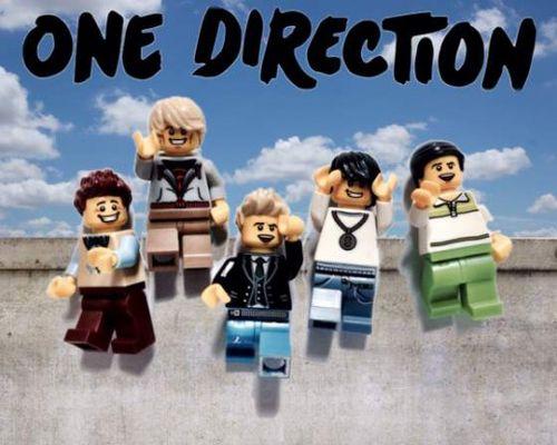 Οι πιο Διάσημες Mπάντες του Κόσμου γίνονται Lego!